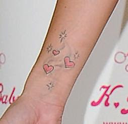 katieprice tattoos