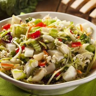 Copycat Takeout Asian Noodle Salad