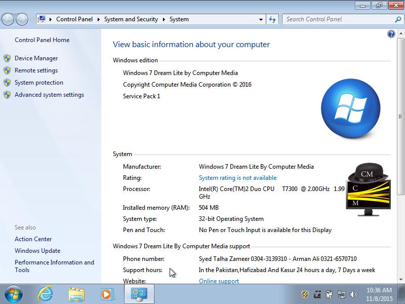 windows 7 iso sp1 super lite x64