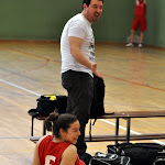 NBA- Maristas Cadete F