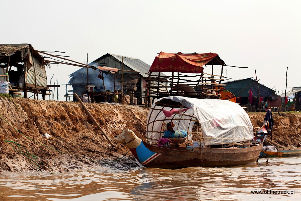 zdjęcia z Kambodży Siem Reap Battambang
