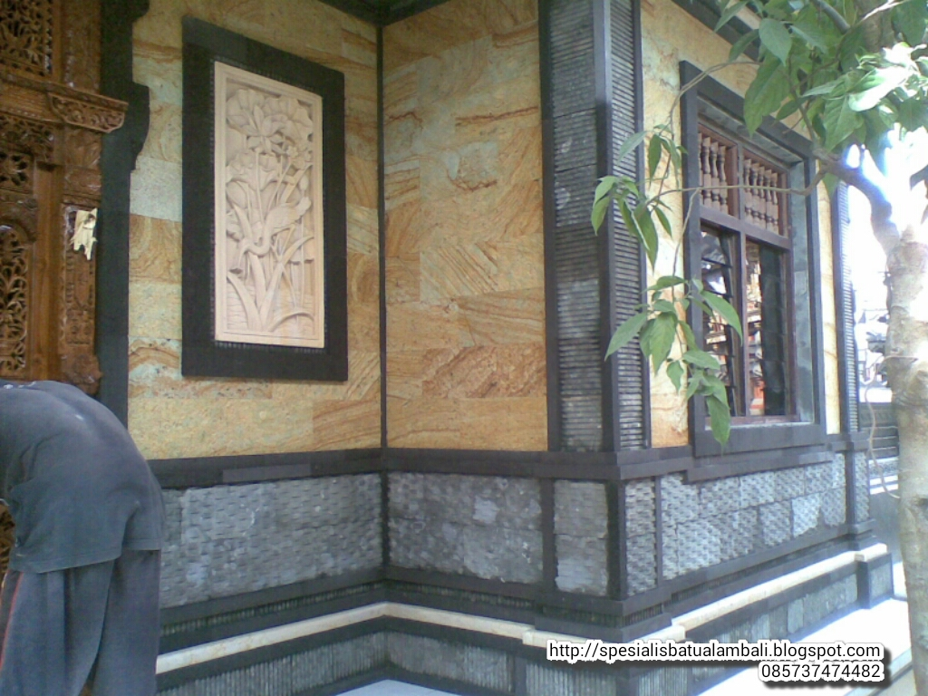 Model Batu Alam Untuk Rumah Minimalis Lina Unpuntounarte
