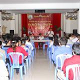 HĐMV họp tất niên năm 2012