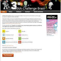Projeto:  XNA Challenge 2008