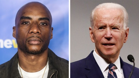 'Donkey of the day' - Radio personality, Charlamagne Tha god slams US president, Joe Biden for his inaction towards black voting rights