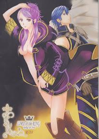 [atelierkk(風見圭)LORD of the RING king of Iris