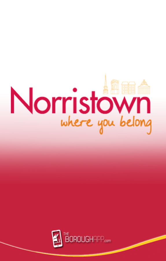 Norristown Municipality- screenshot