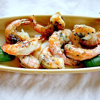 Tyler Florence Ultimate Grilled Shrimp.