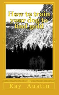 Livro, Cómo entrenar a su perro para encontrar oro