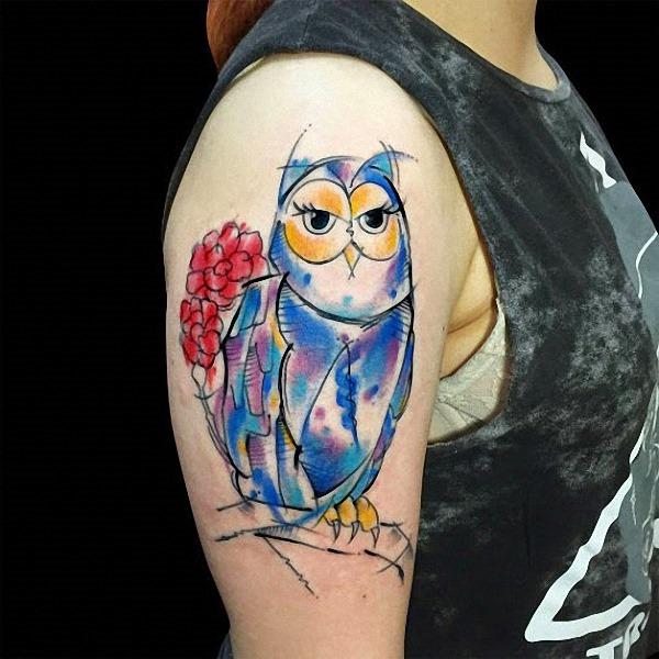 as_tatuagens_de_coruja_38