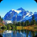 Mountain Lake Live Wallpaper icon