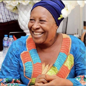 I married at a very young age, suffered and endured because I didn't want to disappoint my father - Patience Ozokwor (video)
