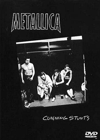 metallica cunning stunts megaupload