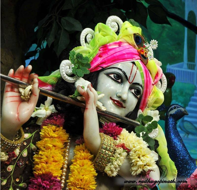 ISKCON Chowpatty Deity Darshan 01 Mar 2016  (15)