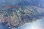 het dorpsgebied van Faja da Ovelha