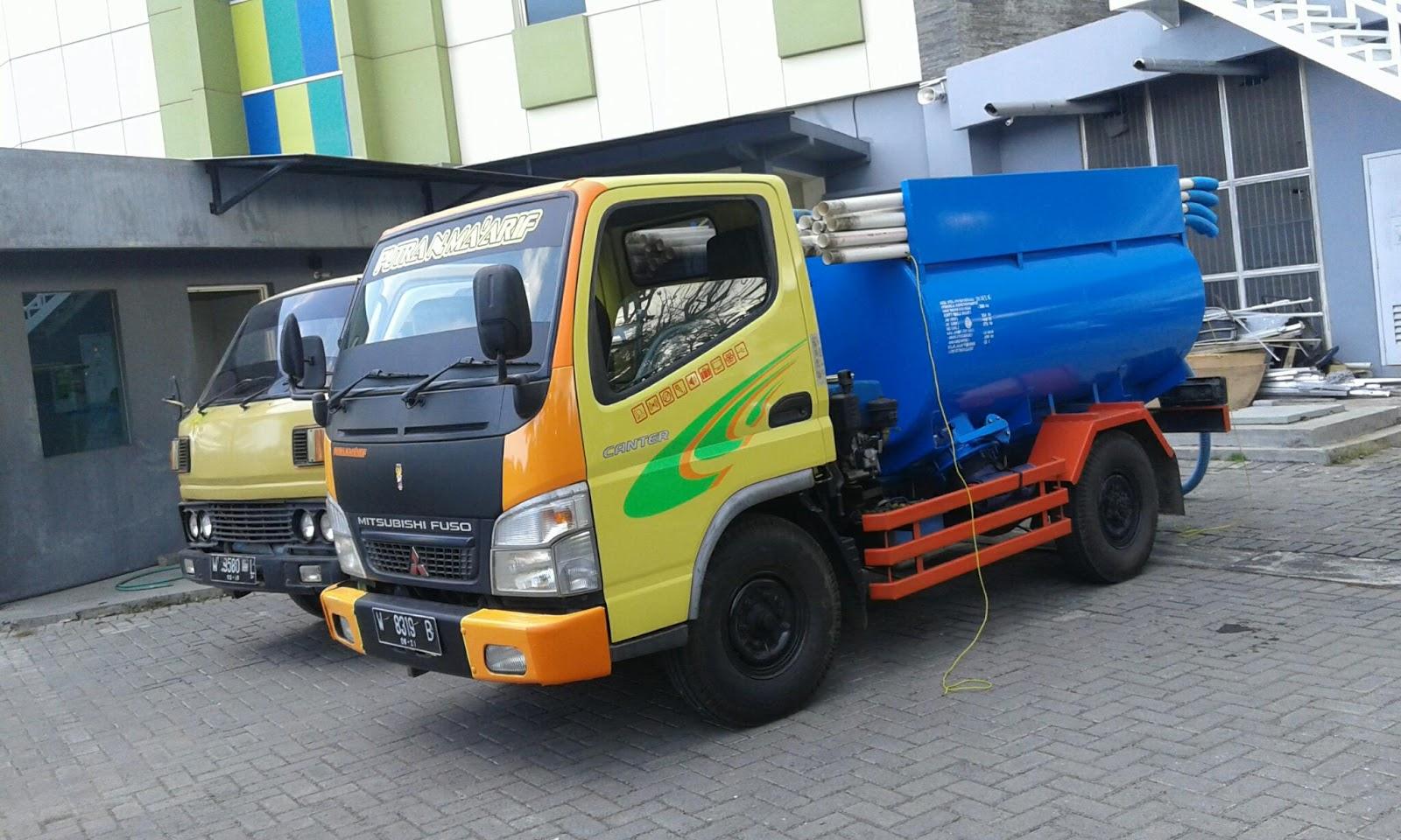 Mobil Truk Tangki Modifikasi Sedot Wc Surabaya Sedotwcsurabayacoid