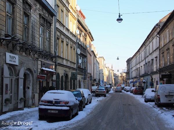Uliczki na Krakowskim Kazimierzu