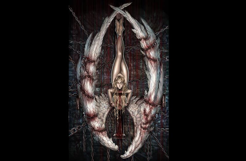 Fallen Wingless Angel, Angels 3