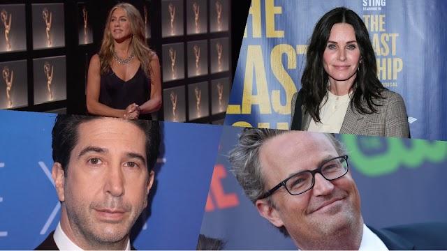 Qual a fortuna dos astros do seriado Friends