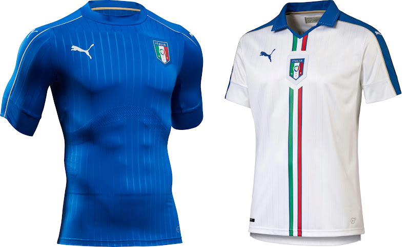 45542abed Euro 2016 Kits - (All 24 Teams Shirts Released)