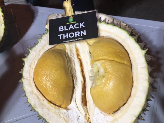 raja durian, durian tersedap