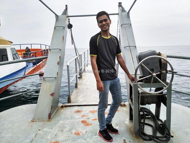 Percutian ke Pulau Redang Dengan Pakej Murah