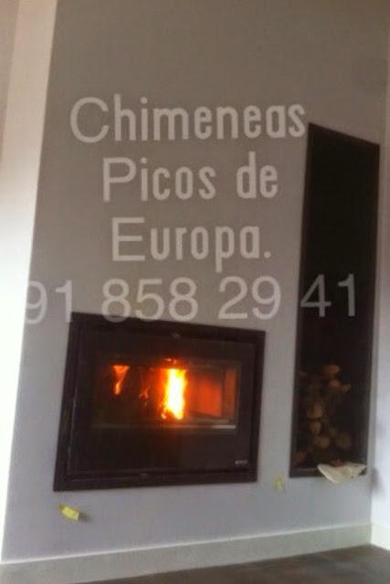 Chimeneas picos de europa decoraci n de chimeneas majadahonda las rozas torrelodones - Lena majadahonda ...