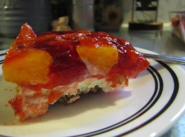 Things Have To Change: Thanksgiving Pretzel Salad