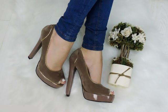 Женские туфли Platino