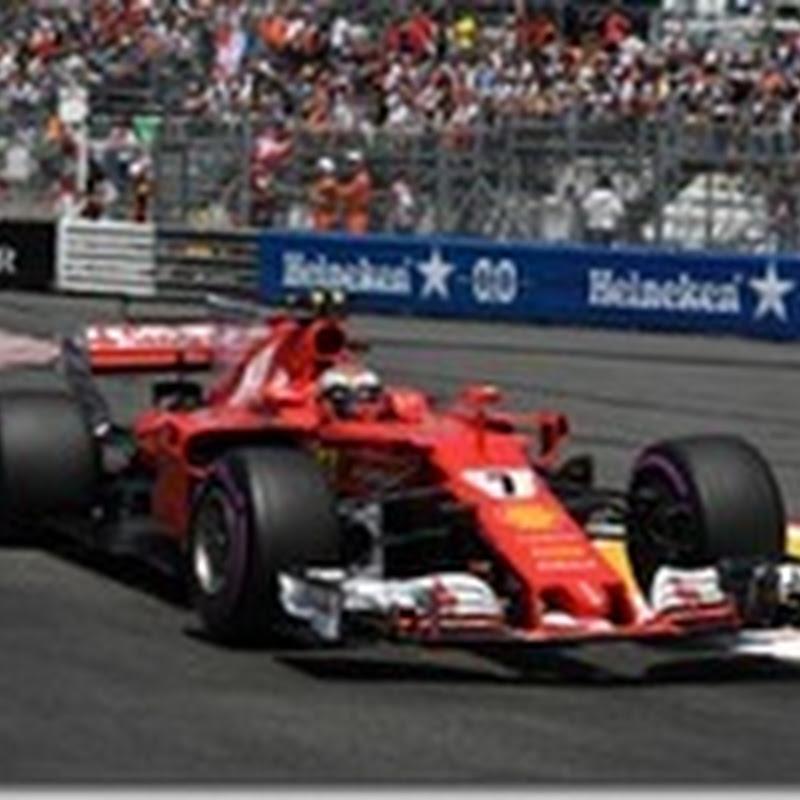 Raikkonen ritorna in pole dopo 9 anni