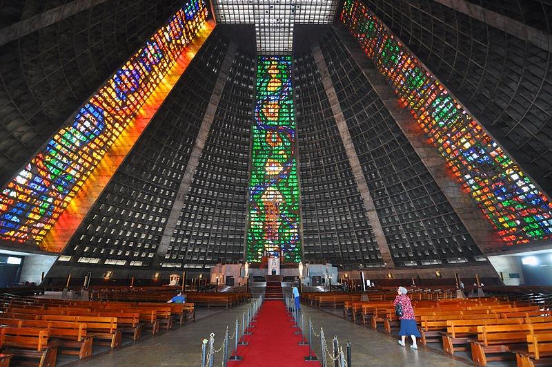 Conheça a Catedral do Rio de Janeiro