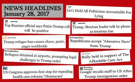 News-collage