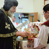 His Holiness Pope Tawadros II visit to St. Mark LA - DSC_0205.JPG