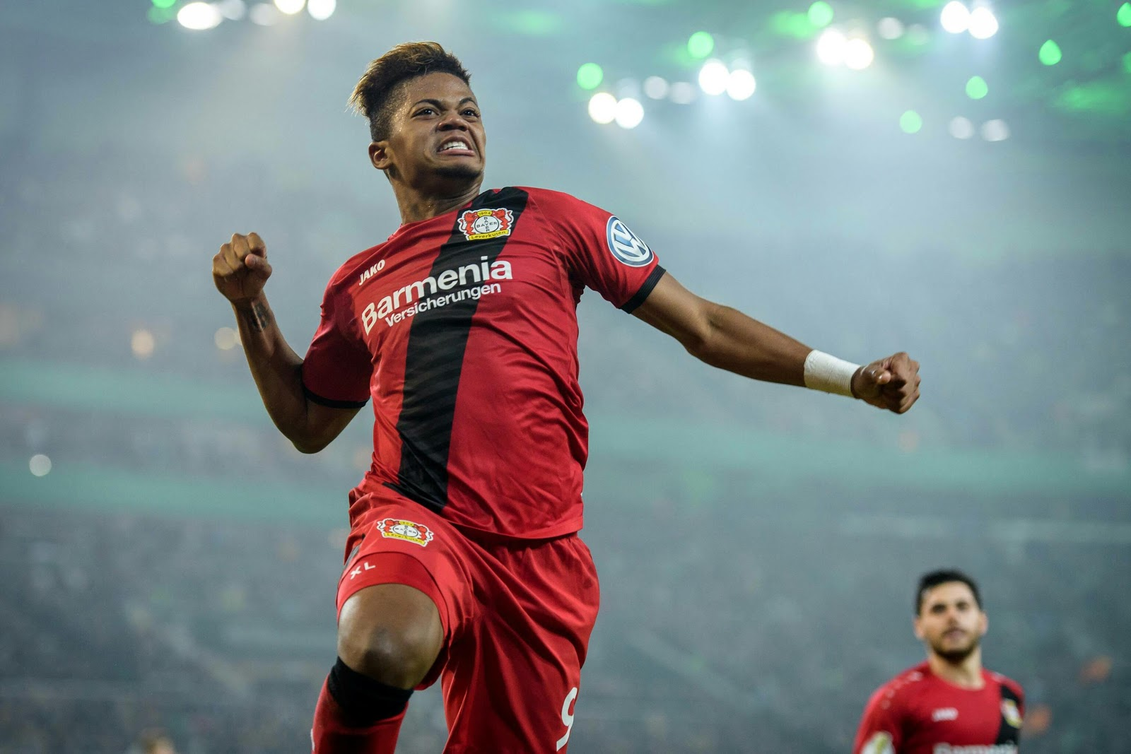 Leon Bailey Lebih Memilih Tim Nasional Jamaika ketimbang Jerman