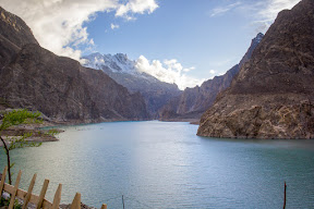 Mesmerizing Attabad Lake