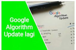 Google Algorithm Update lagi