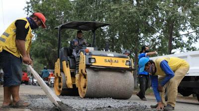 Fokus PUPR dalam Perbaikan Jalan Kota Tangerang