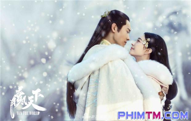 Ba Thanh (Phạm Băng Băng) gây tranh cãi vì nụ hôn với Tần Vương trong Thắng Thiên Hạ - Ảnh 5.