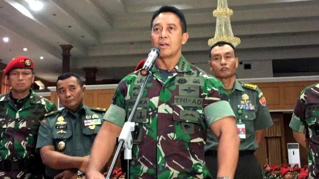 1 Prajurit TNI Gugur di Kongo, KSAD: Kami Akan Evaluasi
