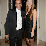 WWW.ENTSIMAGES.COM -    Azzy Asghar  at      Steps To The Future - fundraiser at The Hurlingham Club, London November 28th 2014Charity gala evening in aid of Walking With The Wounded and the Restoration of Appearance & Function Trust.                                                   Photo Mobis Photos/OIC 0203 174 1069