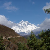 Everest Base Camp trekking Oct 2011 Part Two From Namche Bazar to EBC