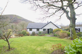 Country bungalow on the market