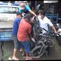 Terlibat Kecelakaan dengan Truk di Mojoagung, Pengendara Motor Tewas Seketika