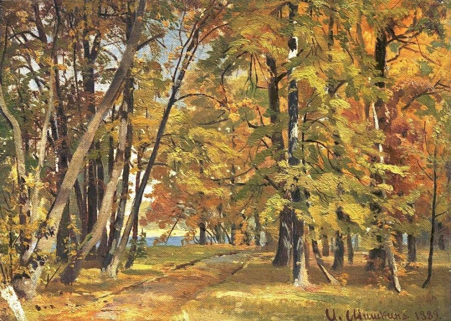 Ivan Shishkin - Early Autumn