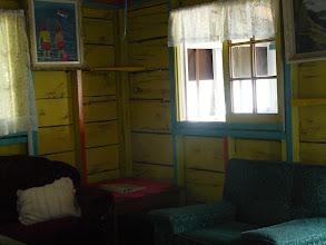 Photo: living room corner