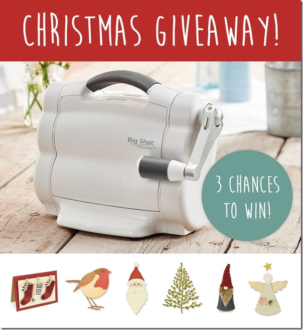 Giveaway-sizzix-big-shot