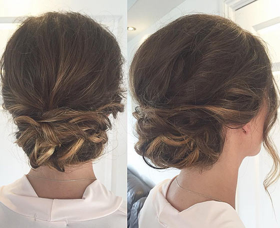 FABULOUS PARTY HAIR STYLES FOR ATTRACTIVE LADIES THROUGH HOLIDAYS 29