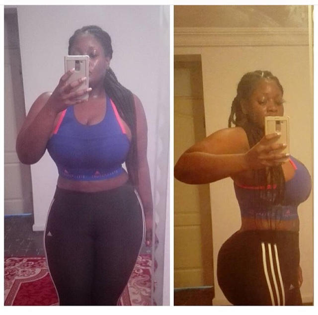 tOOLZ WORKING OUT AND KEEPING HER FAMOUS BODY IN SHAPE