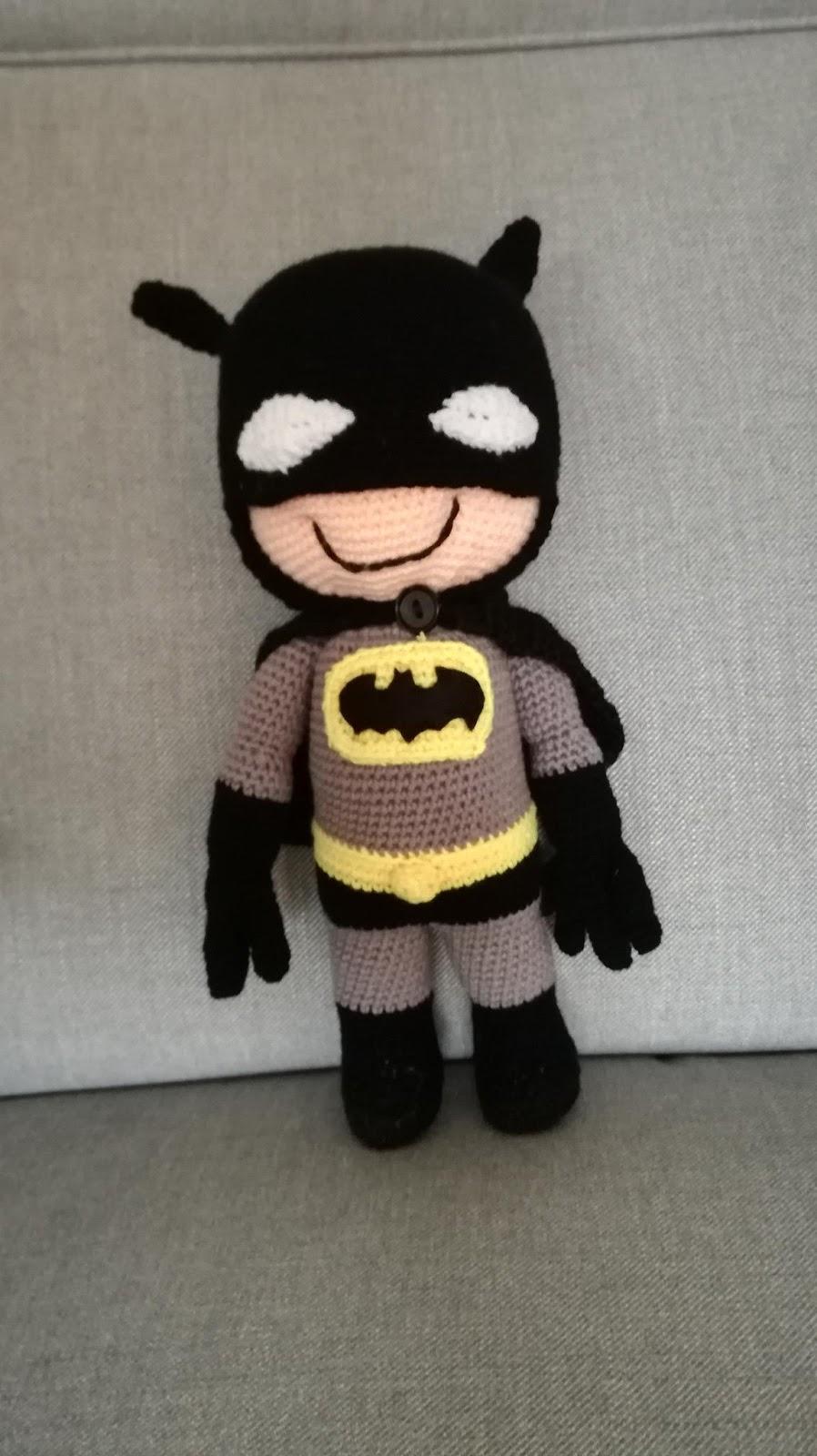 Haak En Brei Maar Door Batman Buddy