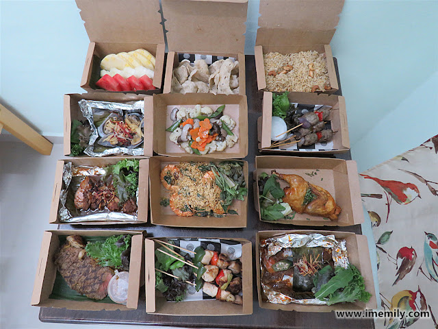 My Food Delivery from Pullman KLCC